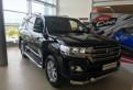 Toyota Land Cruiser, 2018, новые китайские авто 2014