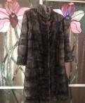 Вельветовые джинсы женские купить, норковая шуба Графит Серая 42-46 Поперечка 96см, Новая Ладога