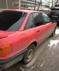 Audi 80, 1987, купить рено меган 3 с пробегом в россии