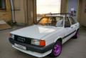 Audi 80, 1984, ауди 80 б3 1.6 моновпрыск, Санкт-Петербург