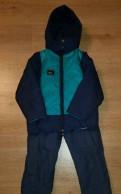 Куртка и комбинезон зимний для мальчика