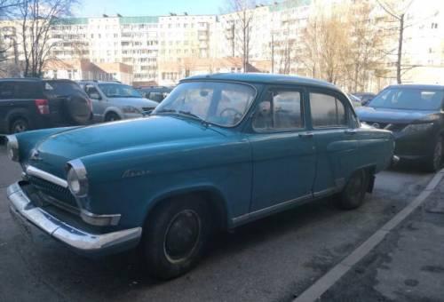 ГАЗ 21 Волга, 1962, чери кимо бу купить
