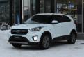 Hyundai Creta, 2017, купить авто соболь дизель, Рахья