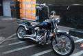 Harley-Davidson CVO Springer fxstsse, сиденье для чоппера