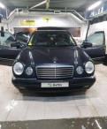 Шкода октавия а5 1.4 tsi лямбда, mercedes-Benz E-класс, 1998, Бокситогорск