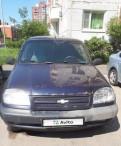 Chevrolet Niva, 2004, уаз патриот комплектации комфорт