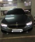 BMW 5 серия, 2018, ситроен джампер бу россия