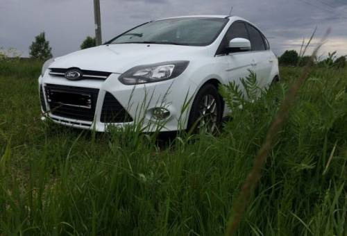 Ford Focus, 2012, geely emgrand x7 2016 цена