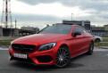 Mercedes-Benz C-класс AMG, 2016, купить опель астра караван 2007 красный
