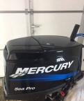 Лодочный мотор Mercury 25, Старая