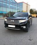 Toyota Highlander, 2012, купить бу авто частных лиц, Любань
