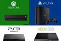 PS4 / Xbox One PS3 / Xbox360 + сотни игр в подарок