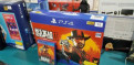 PlayStation 4 slim 1TB read dead redemption 2