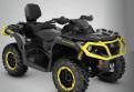 Квадроцикл BRP Can-Am Outlander Max 1000 XTP 2019г, гусеницы на снегоход ямаха