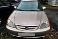 Honda Civic, 2002, хундай санта фе 2015