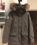 Куртка зимняя пуховая Red Fox, одежда натали китай