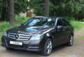 Mercedes-Benz C-класс, 2013, купить калину в россии