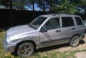 Chevrolet Tracker, 2003, купить шкода октавия 2011