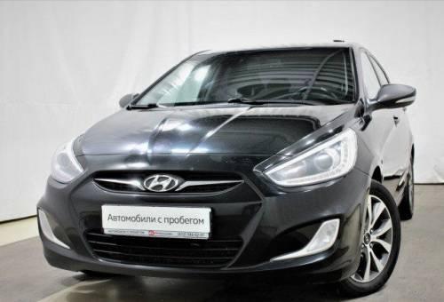 Hyundai Solaris, 2014, киа соренто цена 2016