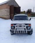 LADA 4x4 (Нива), 2002, купить авто рено кенго пассажир дизель цена, Никольское