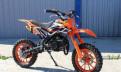 Питбайк, детский Миникросс Смото (Dirt Bike) KXD, оригинальные запчасти honda cbr 600 f4i