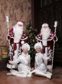 Костюм деда мороза и снегурочки, купить термобелье craft multi warm мужской, Шлиссельбург