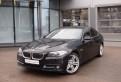 BMW 5 серия, 2015, купить тойота ленд крузер 100 из японии