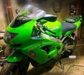 Kawasaki ZX9R, спортивные мотоциклы 2017
