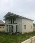 Коттедж 150 м² на участке 8 сот