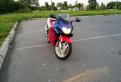 Honda CBR600F4, падения на кроссовых мотоциклах