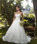 """Свадебное платье """"Casablanca Bridal""""(США). 46 разм, интернет магазин модной одежды из америки"""