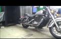 Honda Shadow 1100 aero, мопед 50 кубов россия