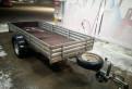 Прицеп мсза 817711 кузов 3119х1371х290 самосвал, купить газель некст цельнометаллический фургон, Санкт-Петербург