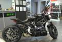 Экипировка для кроссовых мотоциклов, мотоцикл Ducati X Diavel S