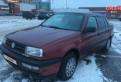 Volkswagen Vento, 1992, купить джили мк кросс россия
