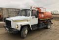 Бензовоз заправщик Газ 3309 дизель. 4, 9 куба, продажа новых грузовиков даф, Санкт-Петербург