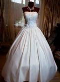 Свадебное платье, свадебное платье с фиолетовым оттенком