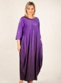 Платье Бохо на новый год 54, 64 размер, одежда для беременных лето осень