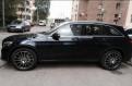 Bmw 3 серия рестайлинг, mercedes-Benz GLC-класс, 2017