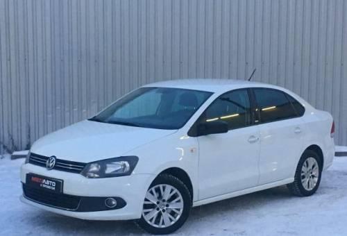 Volkswagen Polo, 2014, купить шевроле круз хэтчбек с пробегом 1.8 автомат