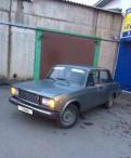 ВАЗ 2107, 2011, машина форд куга 2017, Гатчина