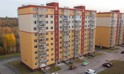 1-к квартира, 39. 1 м², 10/10 эт