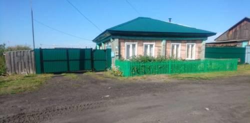 Дом 54 м² на участке 10 сот