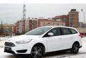 Ford Focus, 2017, джип лимитед с пробегом, Санкт-Петербург