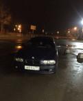 BMW 5 серия, 1997, лада калина 2 спорт турбо, Санкт-Петербург