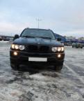 BMW X5, 2005, лада приора ваз 2172, Санкт-Петербург