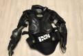 Черепаха iXS Battle Jacket Evo L/XL, запчасти для мотобот
