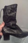 Продам осенние сапоги, adidas tubular shadow черные