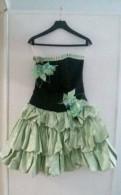 Платье праздничное, вечернее, выпускное, топы женские короткие