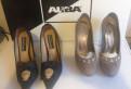 Туфли чёрные и бежевые маркировка 37, купить обувь оптом россия